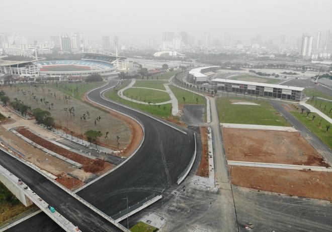 Đường đua F1 ở Hà Nội giờ ra sao khi sắp đến ngày khởi tranh? - 5