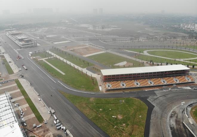 Đường đua F1 ở Hà Nội giờ ra sao khi sắp đến ngày khởi tranh? - 12
