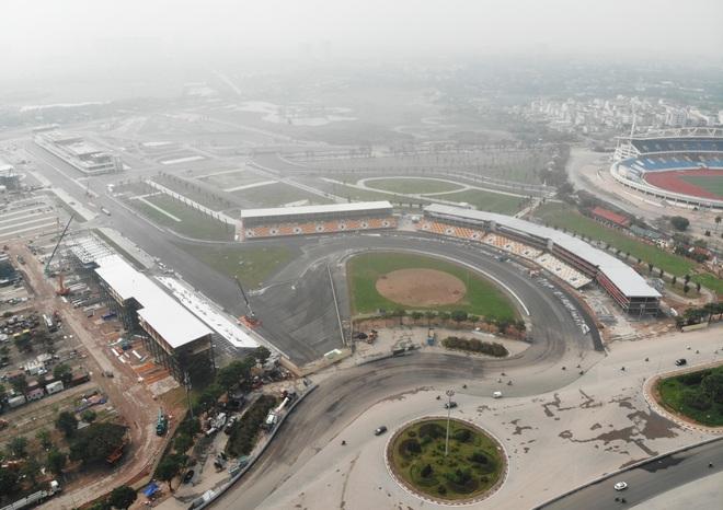 Đường đua F1 ở Hà Nội giờ ra sao khi sắp đến ngày khởi tranh? - 6