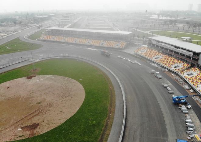 Đường đua F1 ở Hà Nội giờ ra sao khi sắp đến ngày khởi tranh? - 11