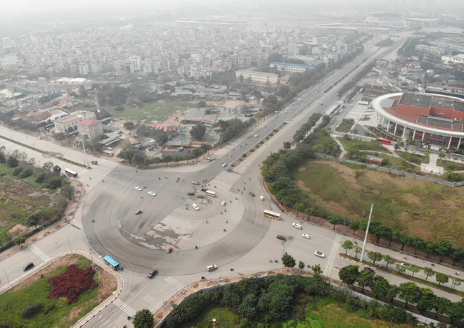 Đường đua F1 ở Hà Nội giờ ra sao khi sắp đến ngày khởi tranh? - 4