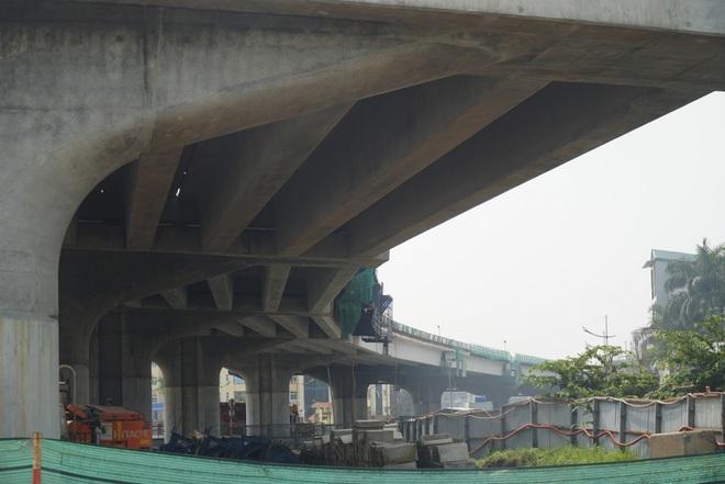 Hà Nội: Toàn cảnh đường vành đai 3 trên cao sau gần 2 năm thi công - 12