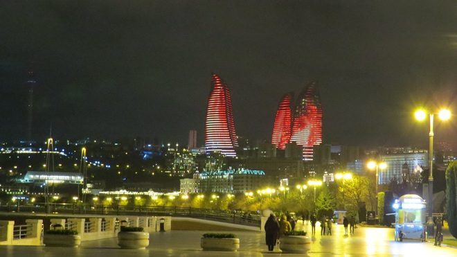 Vẻ đẹp ấn tượng của Azerbaijan - viên ngọc trên giao điểm Á - Âu - 1