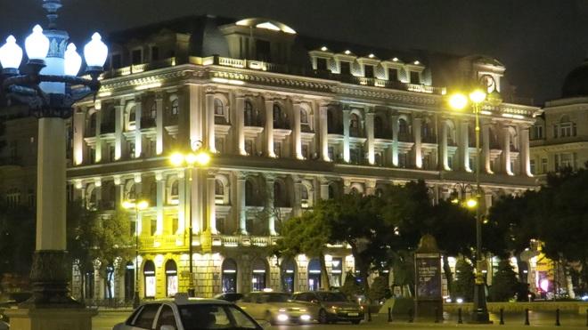 Vẻ đẹp ấn tượng của Azerbaijan - viên ngọc trên giao điểm Á - Âu - 25