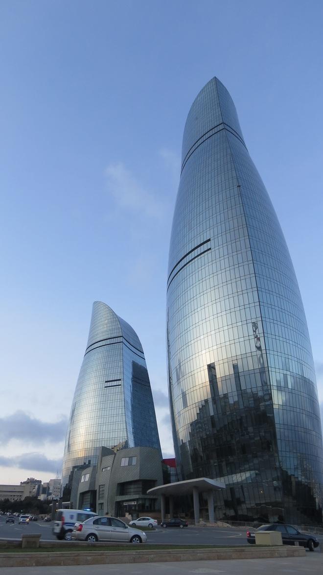 Vẻ đẹp ấn tượng của Azerbaijan - viên ngọc trên giao điểm Á - Âu - 4