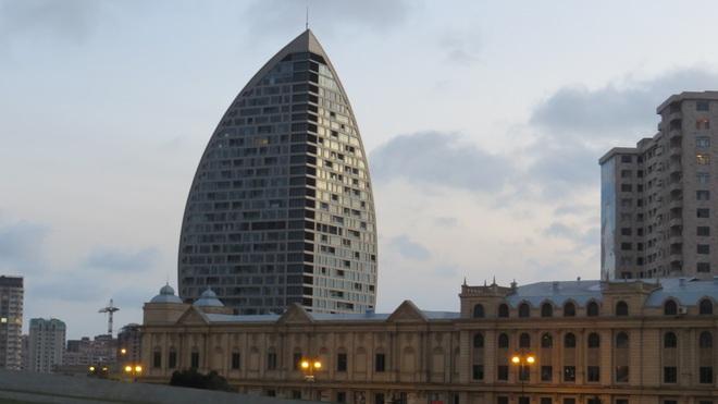 Vẻ đẹp ấn tượng của Azerbaijan - viên ngọc trên giao điểm Á - Âu - 22