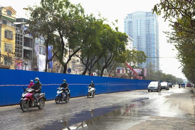 Diện mạo cầu cạn hơn 500 tỷ đồng giúp hóa giải nút thắt Nguyễn Văn Huyên - 16