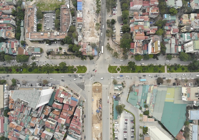 Diện mạo cầu cạn hơn 500 tỷ đồng giúp hóa giải nút thắt Nguyễn Văn Huyên - 2