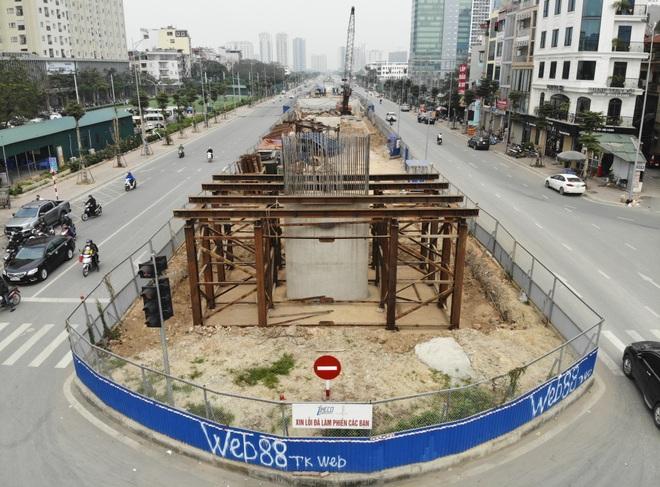 Diện mạo cầu cạn hơn 500 tỷ đồng giúp hóa giải nút thắt Nguyễn Văn Huyên - 4