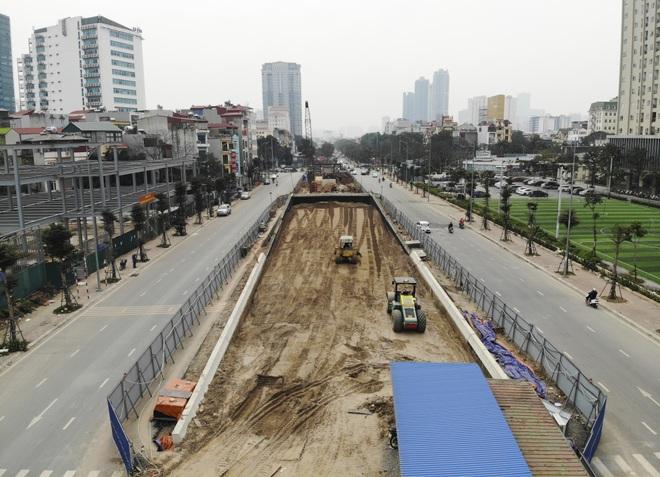 Diện mạo cầu cạn hơn 500 tỷ đồng giúp hóa giải nút thắt Nguyễn Văn Huyên - 6