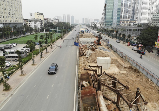 Diện mạo cầu cạn hơn 500 tỷ đồng giúp hóa giải nút thắt Nguyễn Văn Huyên - 7