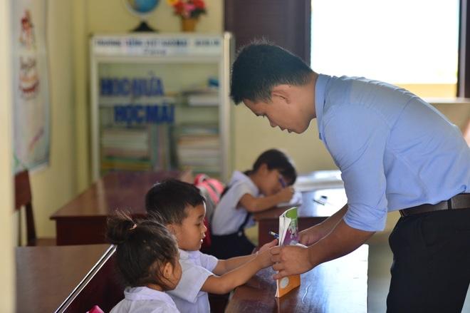 Ngôi trường tiểu học 5 trong 1 ở quần đảo Trường Sa - 6