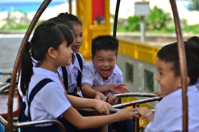 Ngôi trường tiểu học 5 trong 1 ở quần đảo Trường Sa - 14