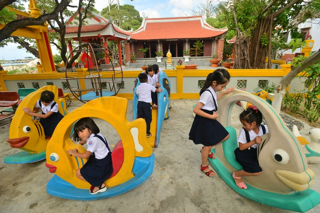 Ngôi trường tiểu học 5 trong 1 ở quần đảo Trường Sa - 11