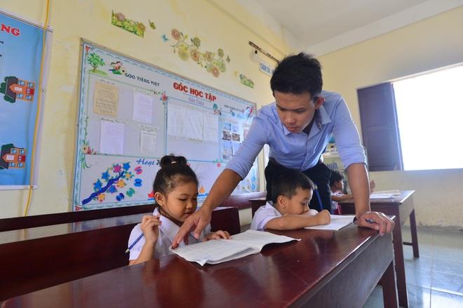 Ngôi trường tiểu học 5 trong 1 ở quần đảo Trường Sa - 5