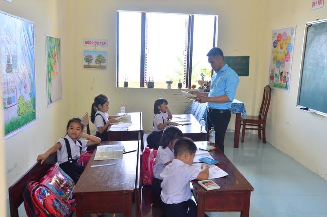 Ngôi trường tiểu học 5 trong 1 ở quần đảo Trường Sa - 4