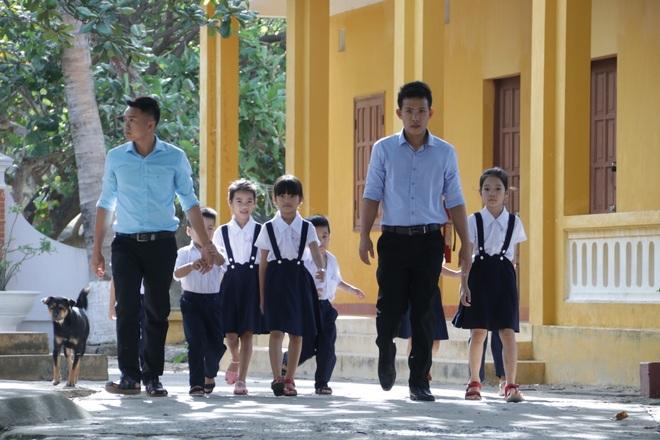 Ngôi trường tiểu học 5 trong 1 ở quần đảo Trường Sa - 21