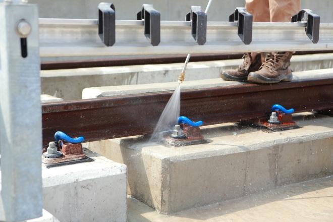 Gấp rút thi công ga ngầm S9 tại dự án đường sắt Nhổn – Ga Hà Nội - 7
