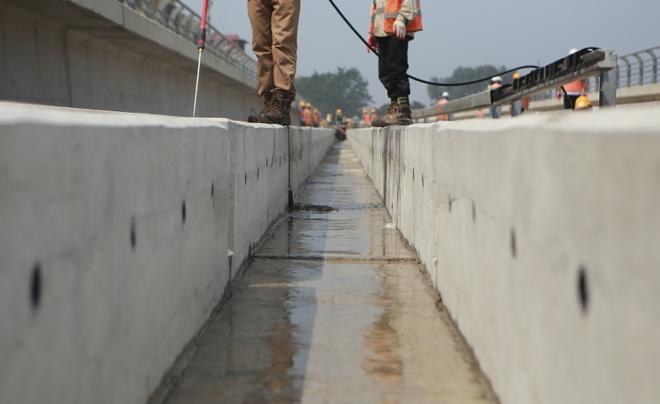 Gấp rút thi công ga ngầm S9 tại dự án đường sắt Nhổn – Ga Hà Nội - 6