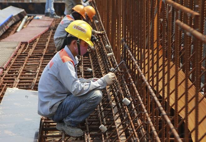 Gấp rút thi công ga ngầm S9 tại dự án đường sắt Nhổn – Ga Hà Nội - 4