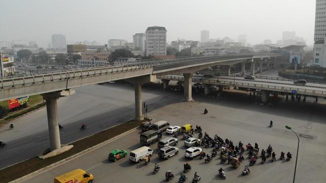 Gấp rút thi công ga ngầm S9 tại dự án đường sắt Nhổn – Ga Hà Nội - 12