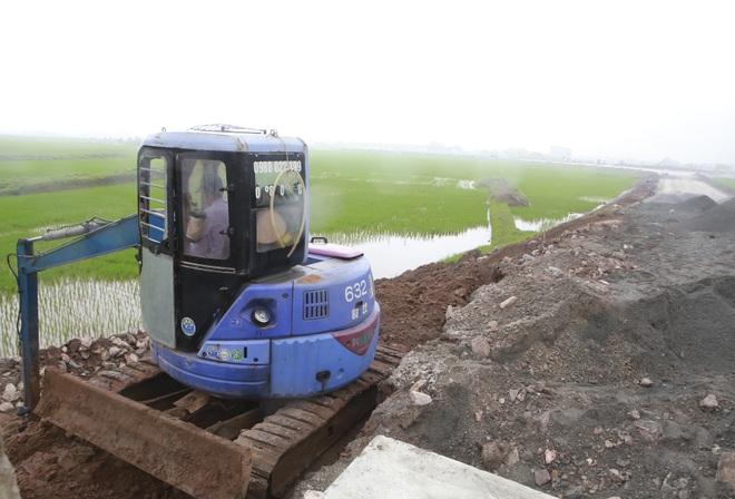 Cận cảnh cây cầu nghìn tỷ vượt sông Ninh Cơ chuẩn bị thông xe - 13