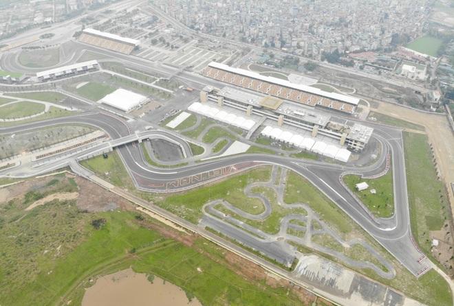 Hà Nội: Ngẩn ngơ nhìn đường đua F1 hoàn thành nhưng bị hoãn - 6