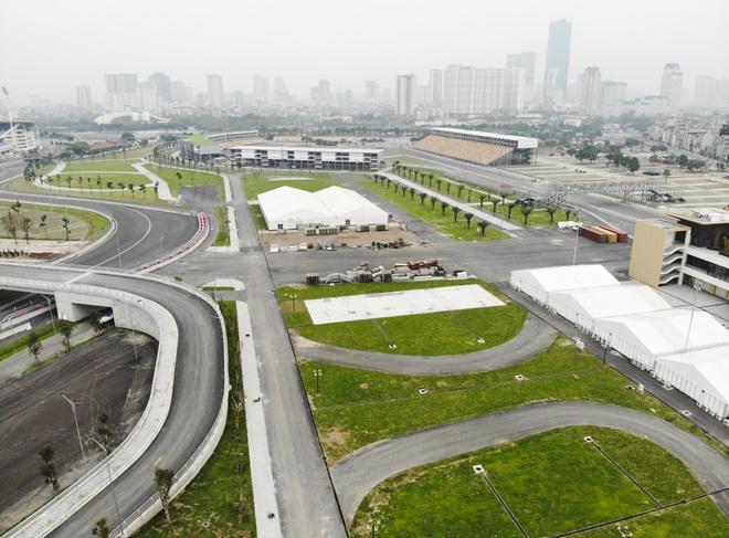 Hà Nội: Ngẩn ngơ nhìn đường đua F1 hoàn thành nhưng bị hoãn - 5