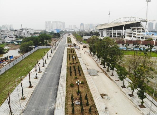 Hà Nội: Ngẩn ngơ nhìn đường đua F1 hoàn thành nhưng bị hoãn - 13