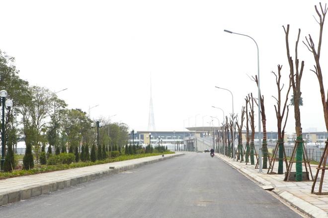 Hà Nội: Ngẩn ngơ nhìn đường đua F1 hoàn thành nhưng bị hoãn - 14