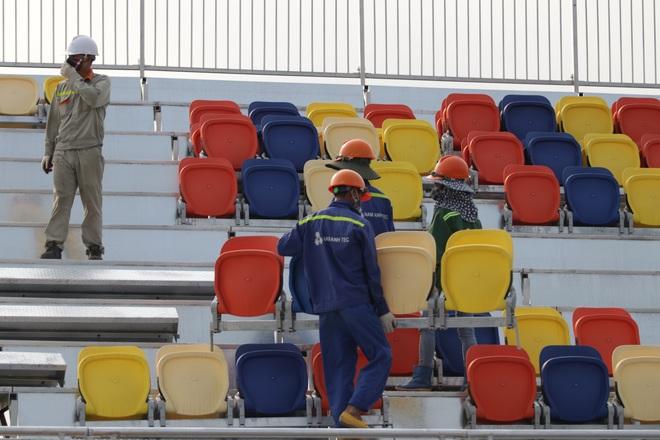 Hà Nội: Tháo dỡ khán đài đường đua F1 vì tạm hoãn đua xe - 8