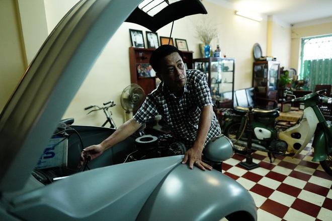 Những hồi tưởng xúc động về căn hầm bí mật của Biệt động Sài Gòn - 18