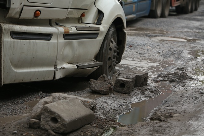 La liệt hố bom tử thần trên con đường đau khổ, giữa lòng thủ đô - 21