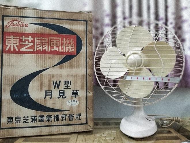 Những chiếc quạt Nhật cổ đang được người Việt săn lùng - 4