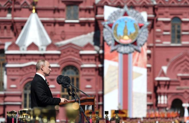 Mãn nhãn dàn khí tài khủng của Nga trong lễ duyệt binh - 8