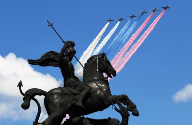 Mãn nhãn dàn khí tài khủng của Nga trong lễ duyệt binh - 22