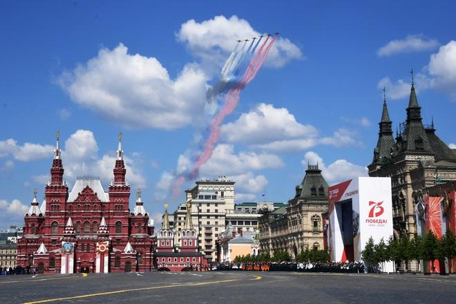 Mãn nhãn dàn khí tài khủng của Nga trong lễ duyệt binh - 21