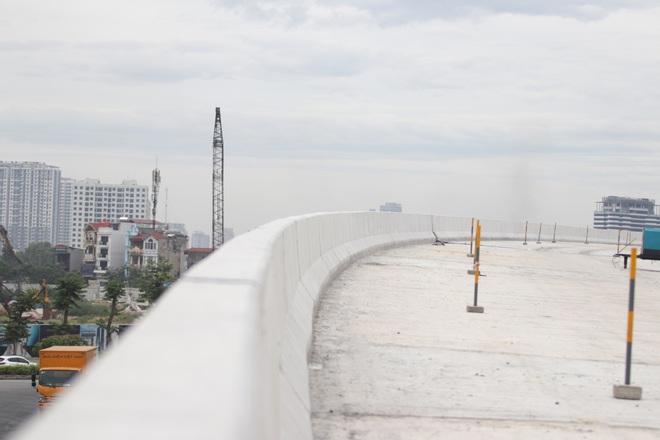 Hà Nội: Gấp rút thi công đường vành đai 3 trên cao trước ngày thông xe - 13