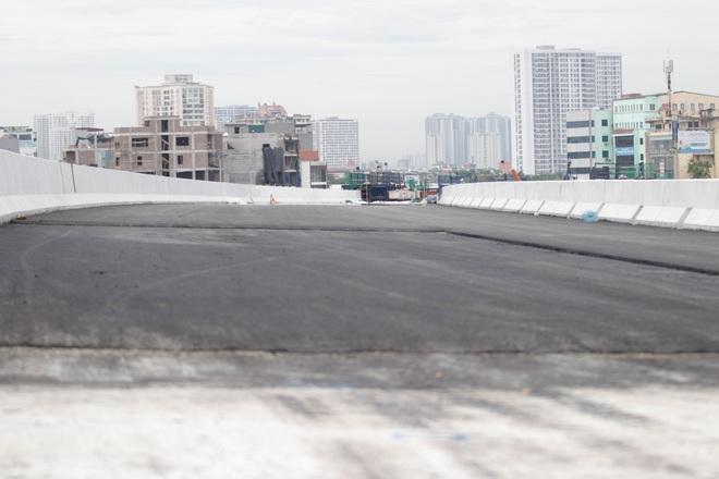 Hà Nội: Gấp rút thi công đường vành đai 3 trên cao trước ngày thông xe - 16