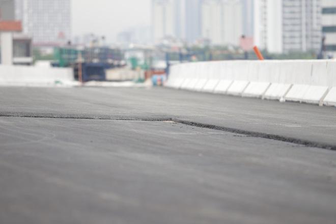 Hà Nội: Gấp rút thi công đường vành đai 3 trên cao trước ngày thông xe - 15