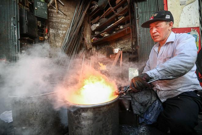 Người thợ rèn cuối cùng ở khu phố cổ Hà Nội - 15