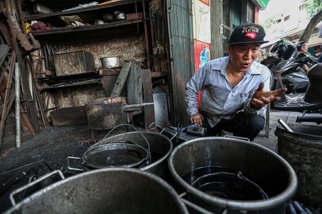 Người thợ rèn cuối cùng ở khu phố cổ Hà Nội - 6
