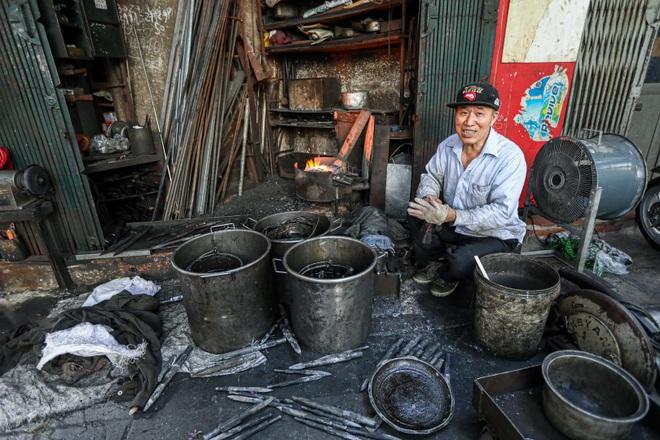 Người thợ rèn cuối cùng ở khu phố cổ Hà Nội - 4