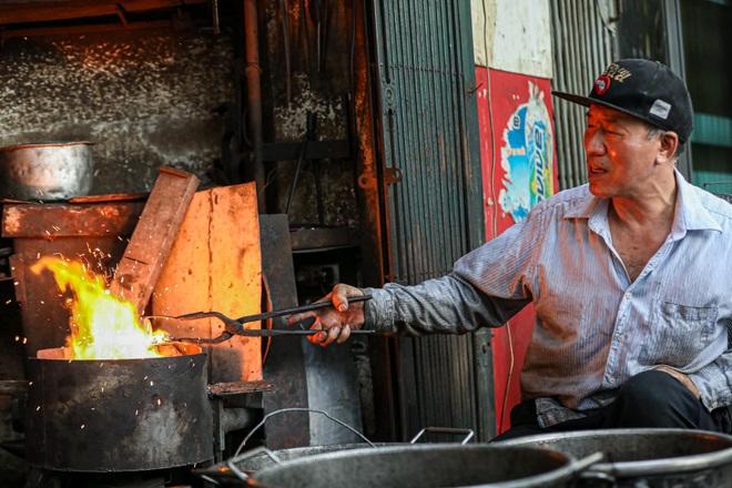 Người thợ rèn cuối cùng ở khu phố cổ Hà Nội - 7