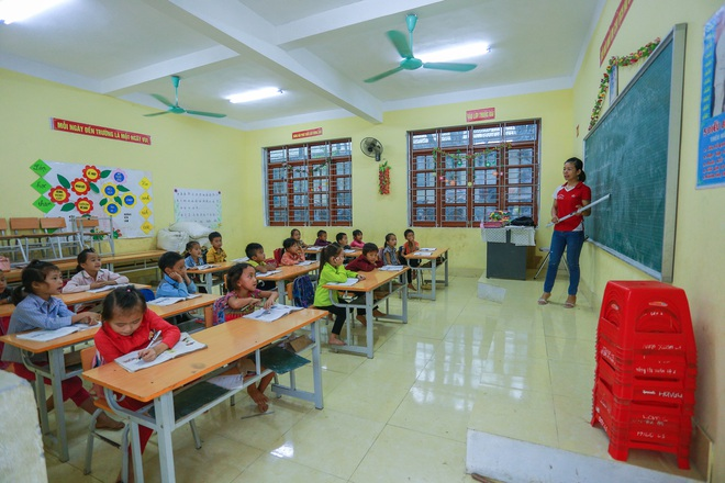 Giáo viên vùng cao vui mừng sau 2 năm có phòng học và nhà công vụ mới - 5