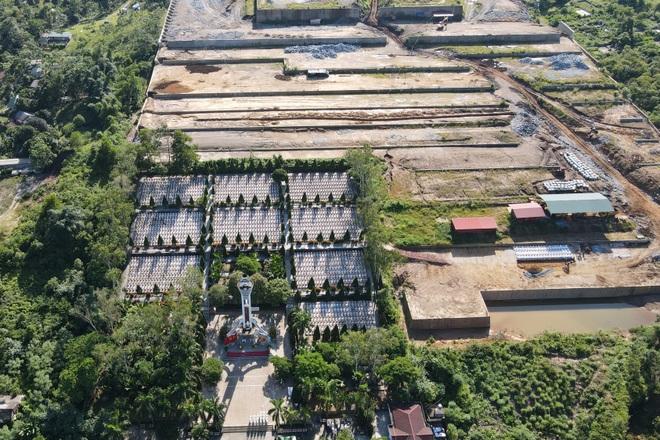 Toàn cảnh nơi yên nghỉ của 1.800 chiến sĩ vệ quốc tại mặt trận Vị Xuyên - 10