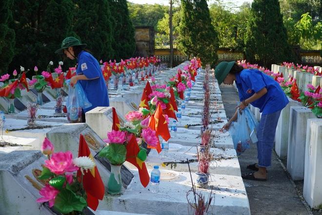 Toàn cảnh nơi yên nghỉ của 1.800 chiến sĩ vệ quốc tại mặt trận Vị Xuyên - 7