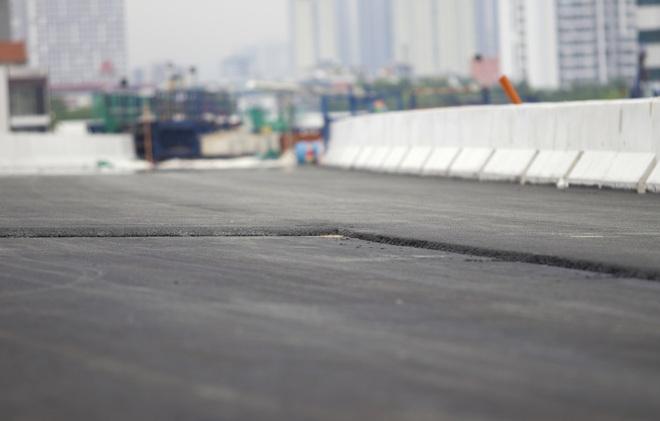 Bất ngờ với diện mạo mới đường vành đai trên cao hơn 5000 tỷ đồng ở Hà Nội - 7