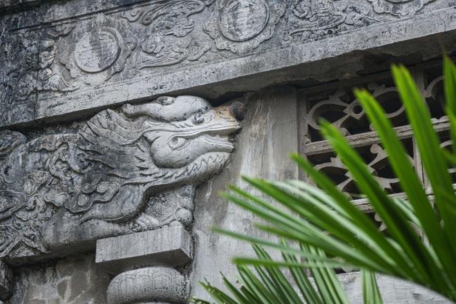 Lăng mộ đá cổ 100 tuổi giữa lòng Hà Nội - 4