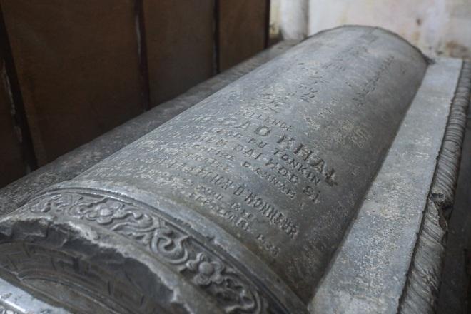 Lăng mộ đá cổ 100 tuổi giữa lòng Hà Nội - 13